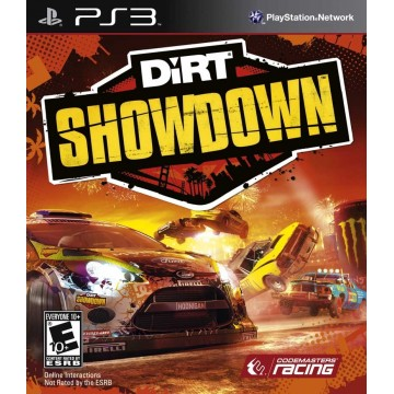 DiRT Showdown (Jauna)